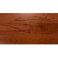 絢朗地板-實木地板系列 橡木.金黃色