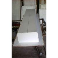 玻璃钢电缆槽压顶盖板模具100*25*15模具