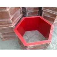 六角柱帽护坡模具质量