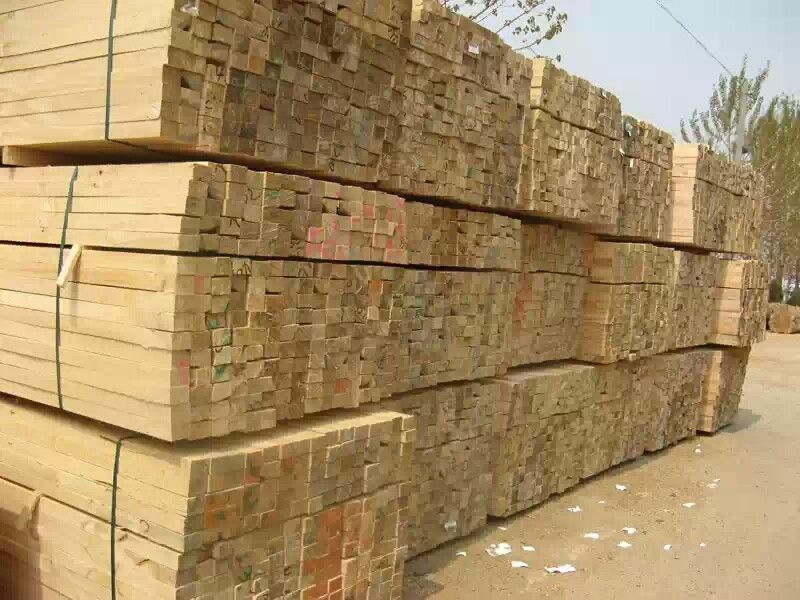 商规格尺寸长度桥梁建筑木方清水模板竹胶板木跳板