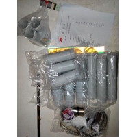 15KV戶外冷縮終端接頭3*95平方/三芯終端接頭冷縮3M電