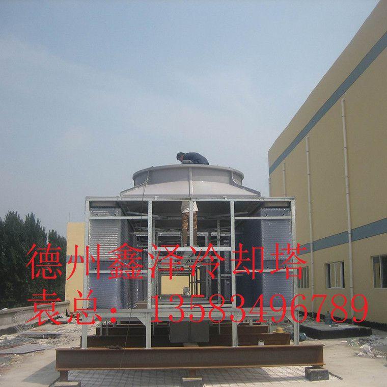 德州鑫泽方型横流式冷却塔