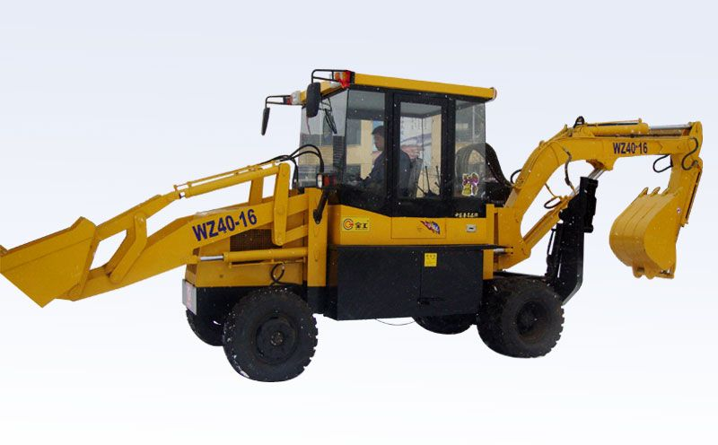 装载挖掘机两头忙40-16全工