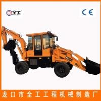全工牌SZ40-16挖掘装载机报价|挖掘装载机参数