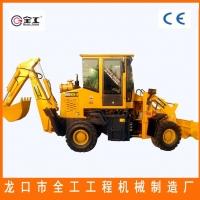 挖掘装载机价格专业生产挖掘装载机两头忙厂价直销
