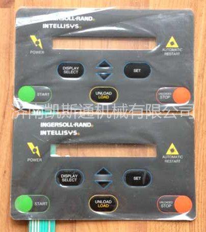 供应英格索兰控制器标记膜片39817135