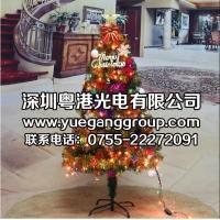 LED彩灯闪灯 发光圣诞树