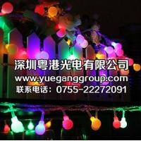LED彩灯闪灯满天星挂件灯