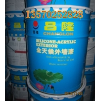 广州乳胶漆昌隆全天候外墙漆 美白乳胶漆 穗江涂料