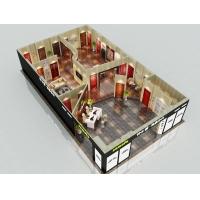 天大门业的实木复合门-欢乐系列