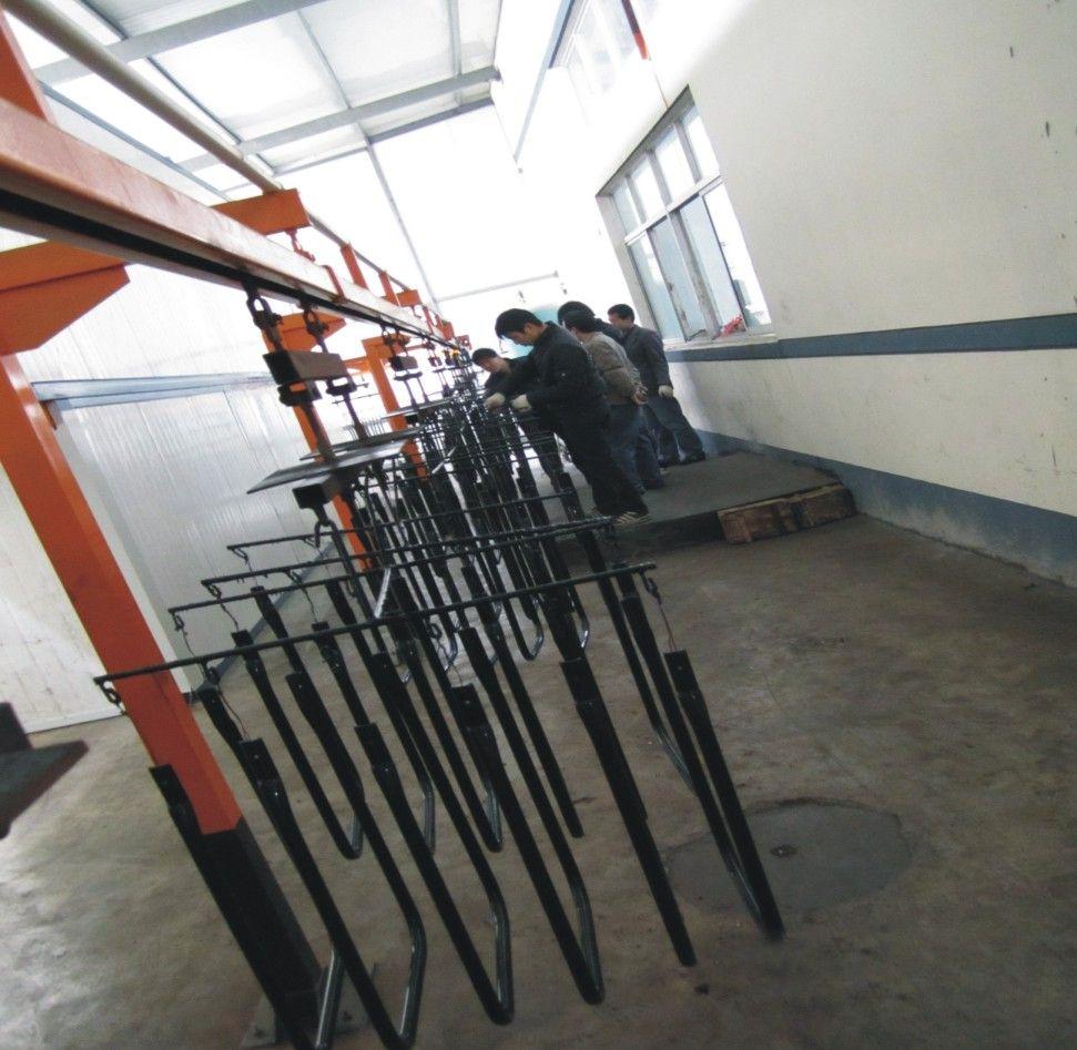 喷涂机器人 自动喷涂生产线 自动喷漆流水线
