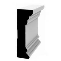 超轻环保CARB P2密度板装饰用MDF涂泥线条