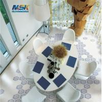 慕斯凯陶瓷六角砖瓷砖200X230x115青花瓷瓷质砖吸水率