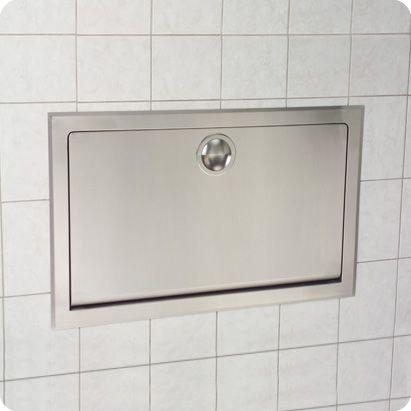 KB110-SSWM不锈钢婴儿护理台 尿布台