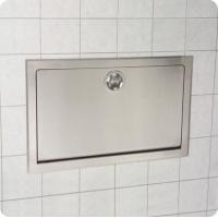 KB110-SSWM不锈钢婴儿护理台/尿布台