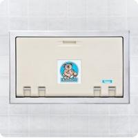 嵌入式婴儿尿布台 KB100-00ST