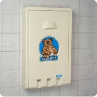 KB101-00壁挂折叠竖式婴儿换尿布台