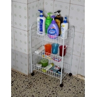 铁艺浴室置物架不锈钢置物架