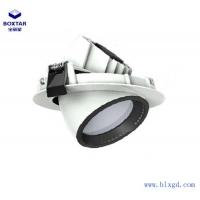 开孔Ф75mm单颗10WLED象鼻灯