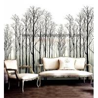 背景墙/液体壁纸沙发背景墙
