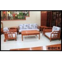东阳红木家具价格江南之诗沙发