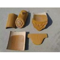 供应各种型号亚泰琉璃瓦,陶瓷瓦,仿古瓦6009