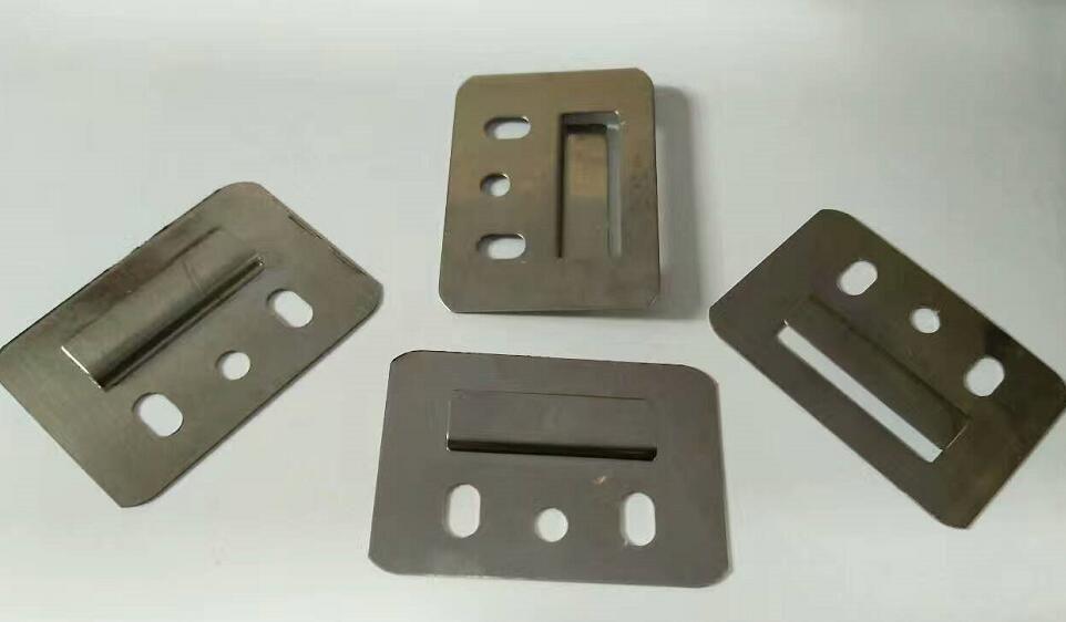 定制生态木集成墙板扣件连接件竹木纤维板配件安装件