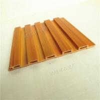 生态木小长城板150*9护墙板墙裙板装饰线条防火板