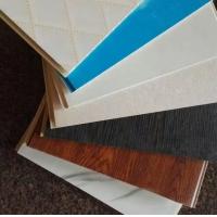 供应生态木竹纤维装饰板300*9背景墙扣板集成墙板竹纤维板