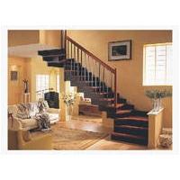 家用楼梯 铂品楼梯 维多利亚-9