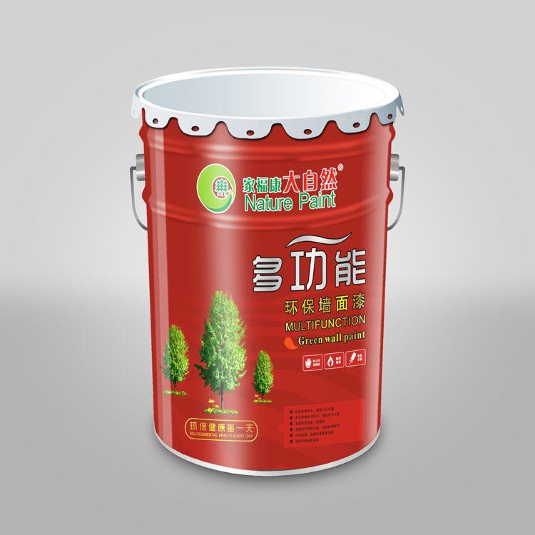 乳胶漆的十大品牌健康苹果大自然漆邀您共筑财富长城