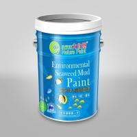 代理加盟新型油漆海藻泥涂料源头净化空气新型涂料招商