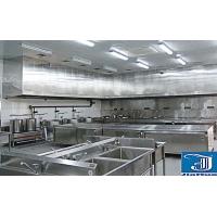 承接不锈钢厨房工程,餐厅厨房设备