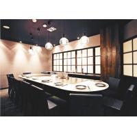 日式铁板烧设备,深圳鑫嘉华铁板烧设备,高端品牌