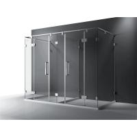 E字型双外开淋浴房