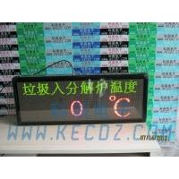 点阵式工业参数采集器、参数采集器、参数显示屏