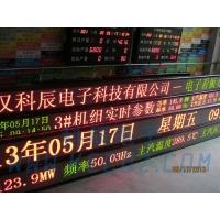 点阵式工业参数显示屏、参数采集器、参数显示屏