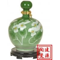 5斤装陶瓷酒瓶,陶瓷酒坛子