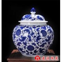 定做陶瓷中药罐 景德镇陶瓷罐子直销