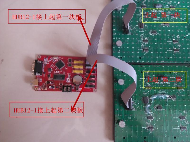 led显示屏安装与调试详细说明