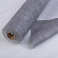 0.49mm防水透汽膜高拉力高透水性纺粘聚乙烯和聚丙烯膜呼吸