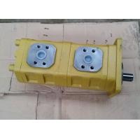 质量最好价格实惠的装载机齿轮泵 双联齿轮油泵