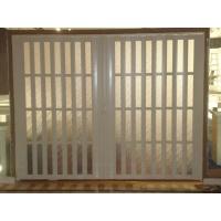 pvc 折叠门室内开放式厨房阳台隔断门