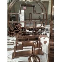 忠创不锈钢工艺品 高级定制 ZC-GYP002