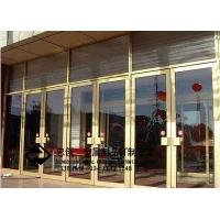 不锈钢酒店工程不锈钢大门不锈钢地弹簧门 ZC-DTH002