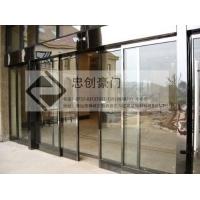 不锈钢酒店工程不锈钢大门不锈钢自动感应门 ZC-ZDGY00