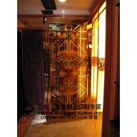 不锈钢酒店工程不锈钢大门不锈钢合页门 ZC-HY002