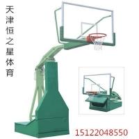 天津学校企业单位专用自动液压篮球架系列专卖