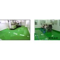 永旺地板-環氧樹脂玻纖布自流平地板(防靜電地板、環氧防靜電地