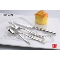 ZEN系列不锈钢刀叉 西餐餐具 家用牛扒刀叉勺